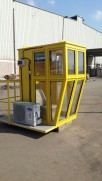 Crane Operator Cabin Manufaturing