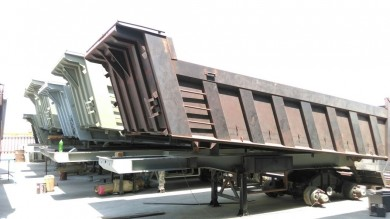 Dump Truck Manufacturing